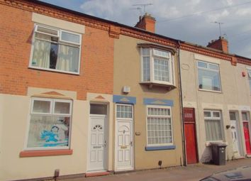 Thumbnail 2 bedroom terraced house for sale in Beaumanor Road, Leicester, Leicestershire