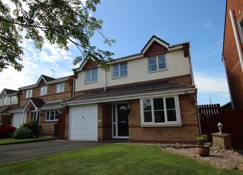 Thumbnail 4 bed detached house for sale in Lady Close, Darwen
