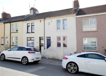 Thumbnail 2 bed flat for sale in York Road, Weston Mill, Plymouth