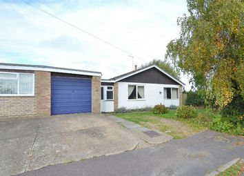 Thumbnail 2 bedroom detached bungalow for sale in Fenton Road, Warboys, Huntingdon, Cambridgeshire