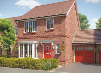 Thumbnail 3 bed link-detached house for sale in Heathfield Lane, Darlaston