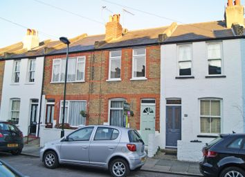 Thumbnail 2 bed terraced house to rent in Norcutt Road, Twickenham