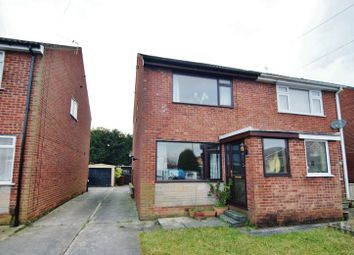 Thumbnail 2 bed semi-detached house for sale in Wades Croft, Preston