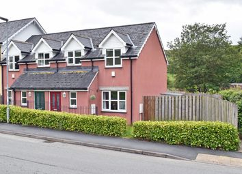 Thumbnail 1 bed end terrace house for sale in East Street, Rhayader
