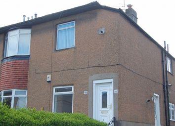 Thumbnail 3 bedroom flat to rent in Talla Road, Hillington