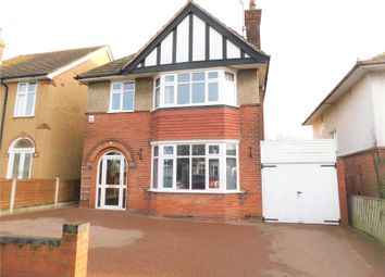 Thumbnail 4 bed detached house for sale in Highfield Avenue, Dovercourt, Essex