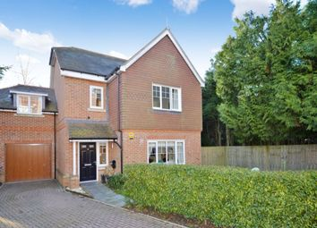 Thumbnail 4 bed detached house for sale in Beacon Rise, East Grinstead