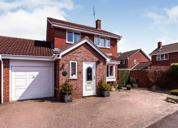 Thumbnail 4 bed link-detached house for sale in Lydiard Way, Trowbridge