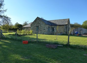 Thumbnail 3 bed cottage for sale in Shielhope Cottage, Alnwick, Northumberland