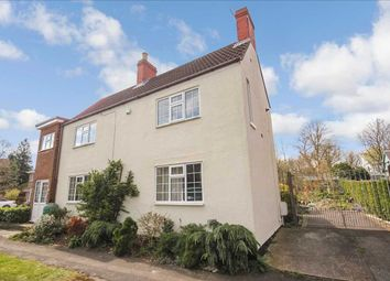 Thumbnail 2 bed detached house for sale in Sturton Road, Stow, Lincoln