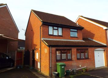 Thumbnail 3 bed link-detached house for sale in Wren Close, Frome