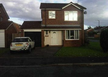 Thumbnail 3 bed detached house to rent in Severn Drive, Perton, Wolverhampton