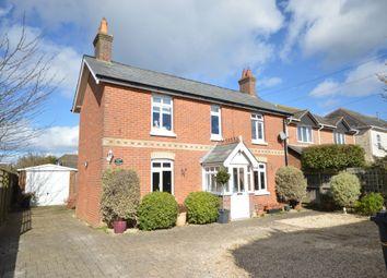 Thumbnail 4 bed cottage for sale in Ashley Lane, Hordle, Lymington