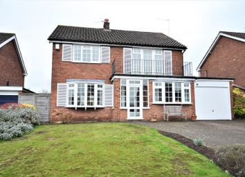 4 bed detached house for sale in Haddon Close, Alderley Edge SK9