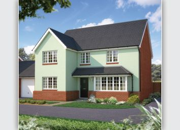 "Thumbnail 5 bed detached house for sale in ""The Chester"" at Pixie Walk, Ottery St. Mary"