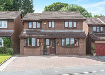 Thumbnail 4 bed detached house for sale in Holly Walk, Northwich