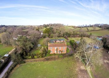 Thumbnail 4 bed detached house for sale in Blissford, Fordingbridge, Hampshire