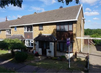 Thumbnail 3 bed end terrace house for sale in Gernons, Basildon