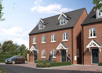 Thumbnail 3 bed semi-detached house for sale in Willoughby Gardens, Greenacres, Kings Norton