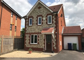 Thumbnail 3 bed detached house for sale in Yarrow Close, Greater Leys, Oxford