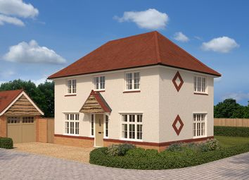 "Thumbnail 3 bed detached house for sale in ""Amberley"" at Sutton Road, Langley, Maidstone"