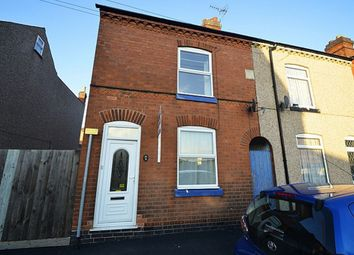 Thumbnail 2 bed terraced house to rent in New Street, Hinckley, Leicestershire