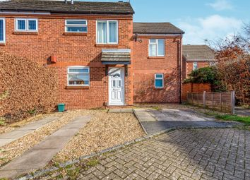 Thumbnail 3 bed semi-detached house for sale in Knowles Close, Rushden