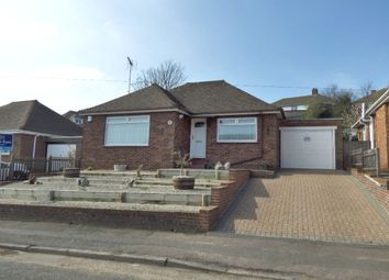 Thumbnail 2 bed bungalow for sale in Brook Close, Hythe