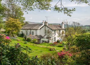 Thumbnail 4 bed detached house for sale in Field Close, Crook Road, Staveley, Kendal