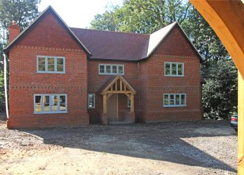 Thumbnail Detached house for sale in Old Salisbury Lane, Romsey, Hampshire
