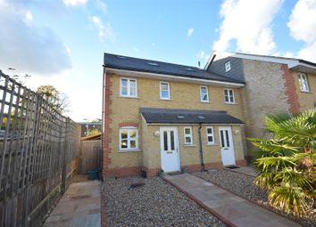 Thumbnail 4 bed end terrace house to rent in St. James Close, Epsom