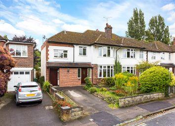 Thumbnail 4 bedroom semi-detached house for sale in Staunton Road, Headington, Oxford, Oxfordshire