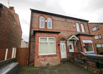 Thumbnail 3 bedroom semi-detached house for sale in Arthur Street, Eccles, Manchester