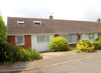 Thumbnail 3 bed semi-detached bungalow for sale in Summerfield, Woodbury, Exeter, Devon