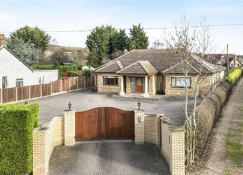 Thumbnail 4 bed detached bungalow for sale in Milton Road, Clapham, Bedford