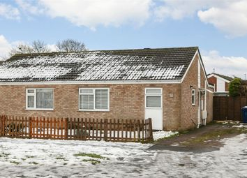 Thumbnail 2 bed semi-detached bungalow for sale in Blenheim Drive, Bicester, Oxfordshire