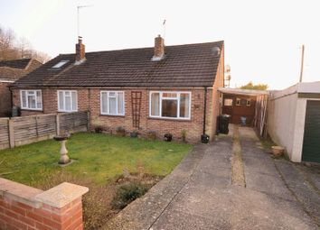 Thumbnail 2 bed semi-detached bungalow for sale in Bournewood, Hamstreet, Ashford