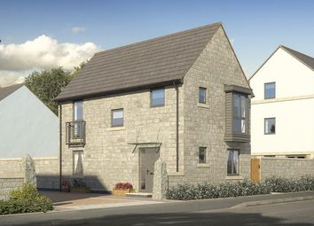 """Thumbnail 3 bedroom semi-detached house for sale in """"The Christie """" at Pomphlett Farm Industrial, Broxton Drive, Plymouth"""