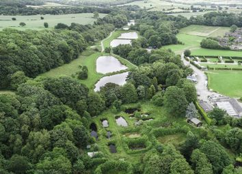 Thumbnail Leisure/hospitality for sale in Barlow Fishery, Mill Farm, Dronfield