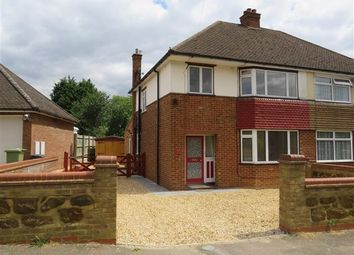 Thumbnail 3 bed property to rent in St Andrews Road, Bletchley, Milton Keynes