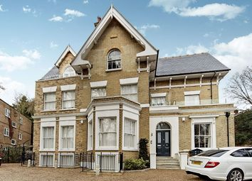 Thumbnail 3 bed flat to rent in Fox Hill, London