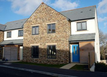 Thumbnail 3 bed town house to rent in Gilbury Hill, Lostwithiel