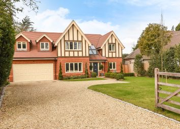 Thumbnail 5 bed detached house for sale in Sonning Lane, Sonning, Reading