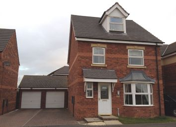 Thumbnail 4 bed detached house to rent in Laurel Way, Timberlands, Scunthorpe, Lincolnshire