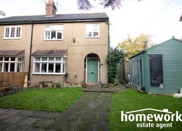 Thumbnail 3 bed semi-detached house for sale in Mount Pleasant, Quebec Road, Dereham
