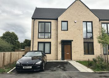 Thumbnail 3 bed semi-detached house to rent in Etchells Road, West Timperley, Altrincham