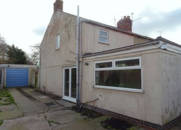 Thumbnail 2 bed end terrace house for sale in Nottingham Road, Ripley