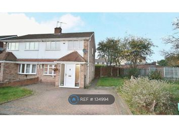 Thumbnail 3 bed semi-detached house to rent in Rachael Gardens, West Midlands