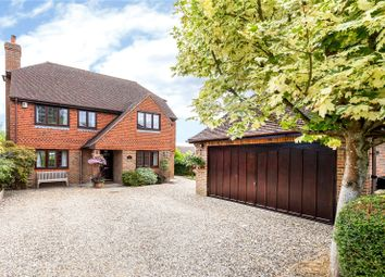 Thumbnail 4 bed detached house for sale in Holton, Oxford
