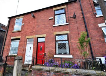 Thumbnail 2 bedroom terraced house for sale in Park Lane West, Pendlebury, Swinton, Manchester